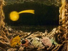 Le Voyage dans la Lune (Georges Melies 1902) Tableau 7d