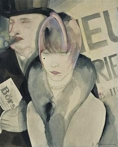 It's About Time: Germany's 1920s Weimar Women by Jeanne Mammen 1890-1976