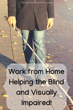 With Aira, you can assist the blind and visually impaired with daily tasks from the comfort of your home. This is a legitimate work from home job opportunity, vetted by the W experts at Rat Race Rebellion. Check out our post for more details! Legitimate Work From Home, Work From Home Jobs, Visually Impaired Activities, Braille Reader, Hvac Maintenance, Multiple Disabilities, Customer Service Experience, Daily Task, Heating And Air Conditioning