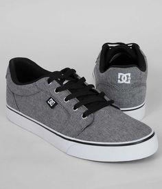 9d40025cd58 DC Shoes Anvil TX Shoe - Men s Shoes in Grey Grey Black