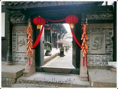 elämää ja elämyksiä: hotellimme, Old Chengdu Club