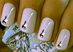 Guitar Nails.