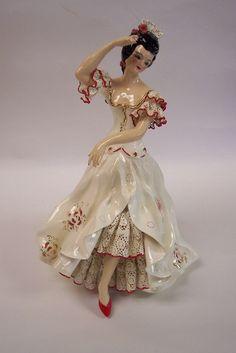 Carmen by Florence Ceramics
