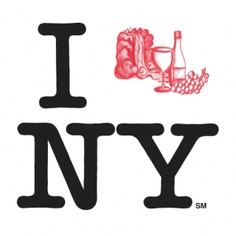 New York Logo, I Love Ny, Dots, Herbs, Graphic Design, Campaign, Pizza, Nyc, Writing
