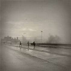 Alexey Titarenko - Untitled (Boys on Malecon) Blur Photography, Vintage Photography, Street Photography, Couple Photography, Alexey Titarenko, Dada Art Movement, Cuba, City Of Shadows, Photography Essentials