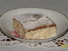Prajitura matusii, Rețetă Petitchef French Toast, Bacon, Bakery, Pork, Food And Drink, Pudding, Sweets, Snacks, Cooking