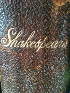 Shakespeare via @Margot D.S. Swift