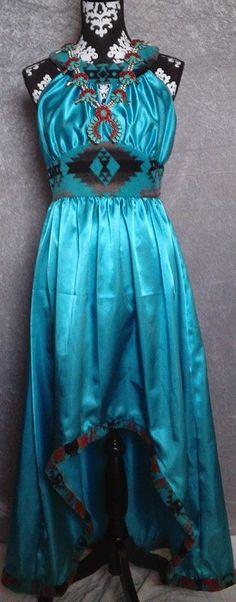 Diné Designer Irene Begay\'s Dazzling Dresses | Vestidos, Diseño y Moda