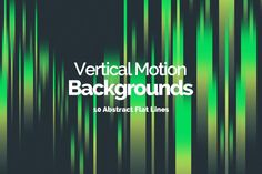 Flat Vertical Motion Lines Backgrounds by themefire