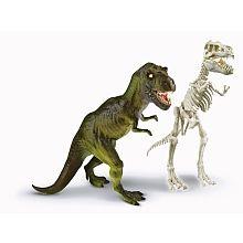 T-Rex  - marque : Clementoni Un coffret permettant de reconstituer le plus terrifiant et le plus connu des dinosaures, le Tyranosaurus Rex, plus connu sous le nom de T-Rex.Un squelette de 30 cm à construire e... prix : 19.99 €  chez Toys R us #Clementoni #ToysRus