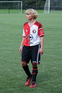 Joris Rijnja - Feyenoord D2 (O12)