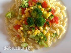 Cestovinový šalát Gnocchi, Risotto, Macaroni And Cheese, Vegetables, Ethnic Recipes, Food, Mac And Cheese, Essen, Vegetable Recipes