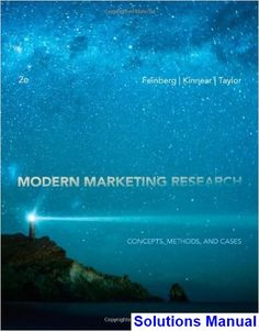Modern database management 12th edition test bank hoffer modern marketing research concepts methods and cases 2nd edition feinberg solutions manual test bank fandeluxe Images