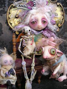 Gail Lackey dolls gaillackey.blogspot.com