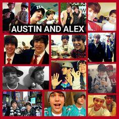 A photo grid I made for @AustinCarterM and @Alexlovesally