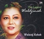 waldjinah, keroncong singer