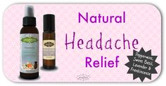 Do you suffer from chronic headaches? Or maybe just a couple times a month?   Naturally soothe an aching & throbbing headache naturally with Peppermint, Sweet Basil, Lavender & Frankincense in our NEW Headache Herbal Support Blend...$20