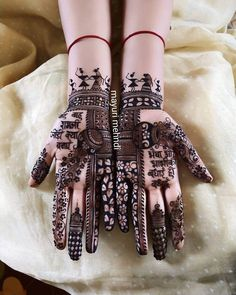 Top Simple Mehndi Designs - Easy-Peasy Yet Beautiful!