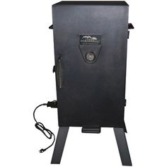 Masterbuilt 20070210 30 Electric Analog Smoker W/ 3 Chrome Coated Smoking Racks Electric Smoker Reviews, Best Electric Smoker, Masterbuilt Electric Smokers, Masterbuilt Smoker, Smokers For Sale, Black Smokers, Best Deep Fryer, Best Charcoal Grill, Thing 1