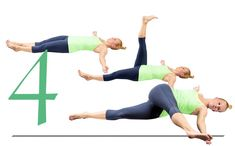 Kroppa kiittää, kun teet illalla nämä 4 venyttelyliikettä | Me Naiset