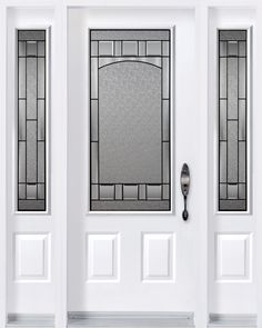 front entry door | Steel Exterior Doors Classy and Functional Design  White Attractive ... | Entry doors | Pinterest | Front entry Doors and Steel & front entry door | Steel Exterior Doors: Classy and Functional ...