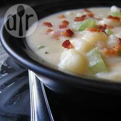 Rosemary Leek and Potato Soup @ allrecipes.com.au