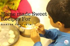 Sharing with you some simple yet mouthwatering recipes of sweets that can be made at home during Ganesh Chaturthi. So go ahead and indulge this festival. Indian Sweets, Indian Festivals, Some Recipe, Sweets Recipes, Kid Friendly Meals, Homemade, Blog, Home Made, Diy Crafts
