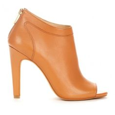 Des ankle bootie - Luggage