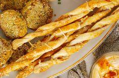 Ham and cheese twists recipe - goodtoknow
