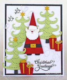 Christmas Greetings - Scrapbook.com