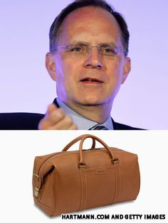 CNNGo reports that David Barger, President and CEO of JetBlue carries a Hartmann Belting Leather Duffel. http://ht.ly/aDttl