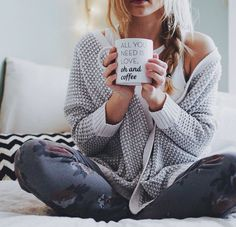 All You Need Is Love... Oh & Coffee