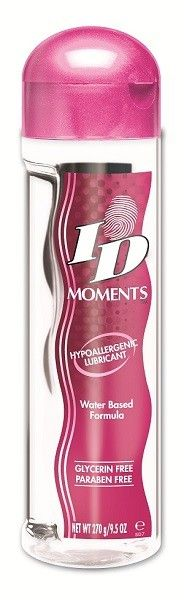 Moments Personal Water based lubricant 9.5oz