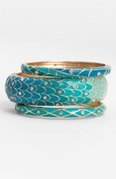 Sequin Large & Small Bangles