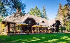 6. The Lodge at Glendorn, Bradford, Pennsylvania Score: 97.38 More information, glendorn.com