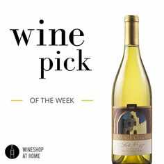 http://wsah.co/bHRQp  The Homage Cellars California Lot Number 17 has sweet, creamy and citrusy flavors reminiscent of a lemon tart. Acidity and sweetness are in perfect balance. Pair this stunning white #wine with desserts, light pasta dishes, feta or ricotta cheese. #sweetwine