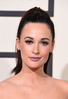 Pin for Later: Les Meilleurs Looks Beauté des Grammy Awards Kacey Musgraves
