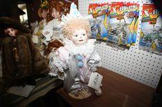 """Julia Rueger Ltd - Musical Clown """"Giggles"""" 1985/1987 71/1000"""