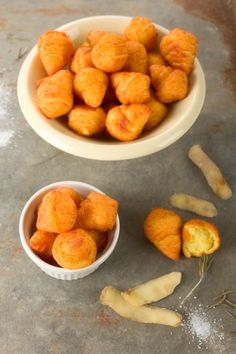 Pommes dauphines sans gluten Lactose Free, 20 Min, Pretzel Bites, Gluten Free Recipes, Free Food, Barbecue, Sweet Potato, Food And Drink, Potatoes