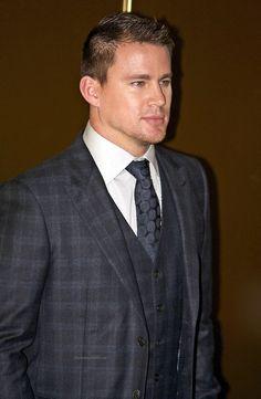 Channing Tatum  www.tumblr.com
