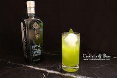 Gin Basil Highball