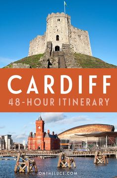 A guide to spending a weekend in Cardiff Wales with tips on what to see do eat and drink in this a itinerary for the Welsh capital city including the castle museums Cardiff Bay restaurants and more. Cardiff Bay, Cardiff Wales, Wales Uk, Visit Cardiff, South Wales, Visit Wales, Travel Goals, Travel Tips, Travel Ideas