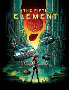 The Fifth Element - Limited Edition Steelbook 1997