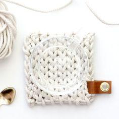 Clothesline Trivet – Free Crochet Pattern