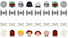 Star Wars Official Emoji Chess