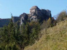 Le chateau de Joux à la Cluse-et-Mijoux ( vers Pontarlier, Métabief, à 70 kms de besançon