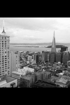 View from Top of the Mark San Francisco