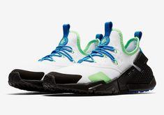 Nike Air Huarache Drift «Scream Green» | Sneakers.fr