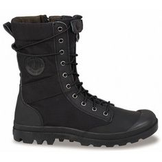 7ec4820ad31 Pampa Tactical Boot Men s Black