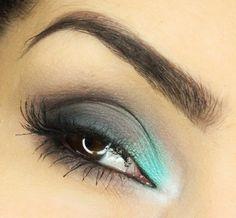 Daria Kłosowicz beauty blog: Gray and Blue
